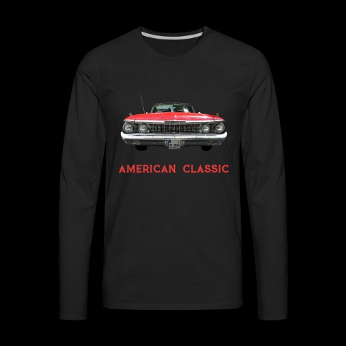 AMERICAN CLASSIC - Men's Premium Long Sleeve T-Shirt