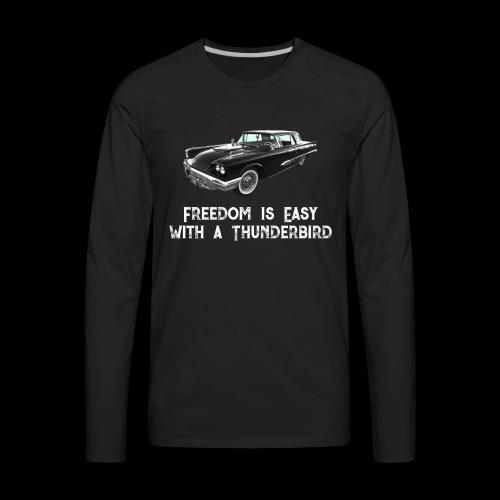Thunderbird - Men's Premium Long Sleeve T-Shirt