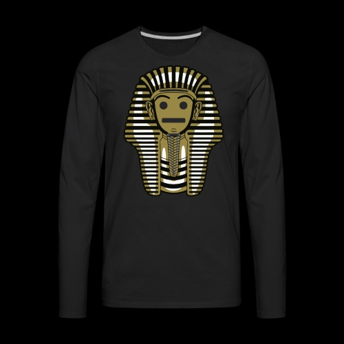 Pharaoh Fase - Men's Premium Long Sleeve T-Shirt