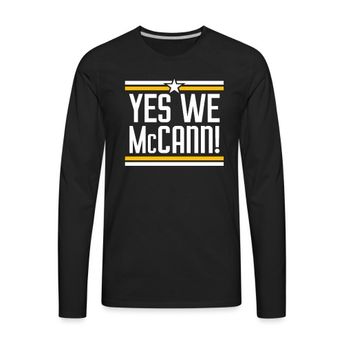 YesWeMc - Men's Premium Long Sleeve T-Shirt