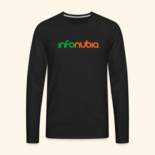 iNub - Men's Premium Long Sleeve T-Shirt