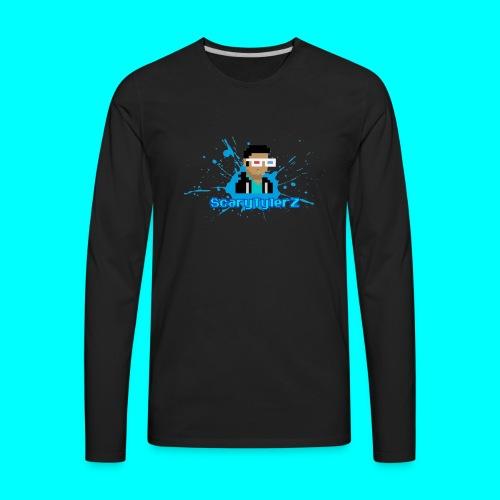 ScaryTylerZ Merchandise - Men's Premium Long Sleeve T-Shirt