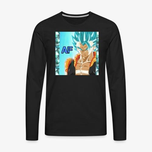 Audley fagan - Men's Premium Long Sleeve T-Shirt
