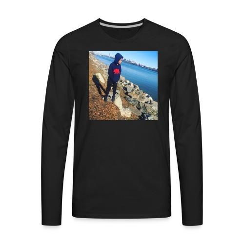 Jayden - Men's Premium Long Sleeve T-Shirt