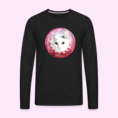 Bitch Brigade - Dendrite Ping - Men's Premium Long Sleeve T-Shirt