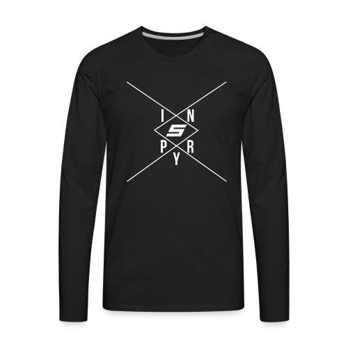 inSpyr - Men's Premium Long Sleeve T-Shirt