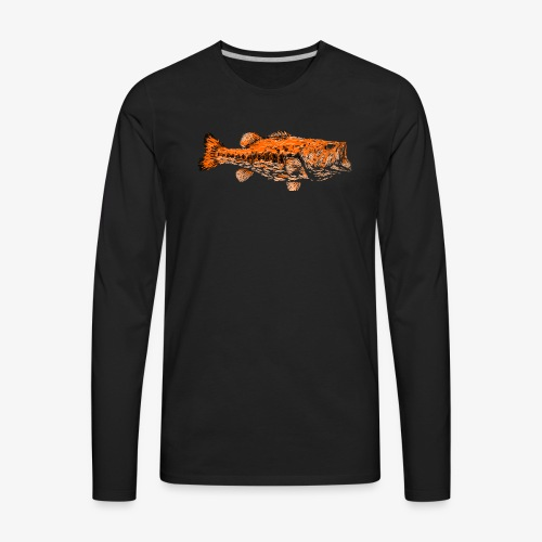 ORANGE YOU GLAD YOU FOUND THIS SHIRT! - Men's Premium Long Sleeve T-Shirt