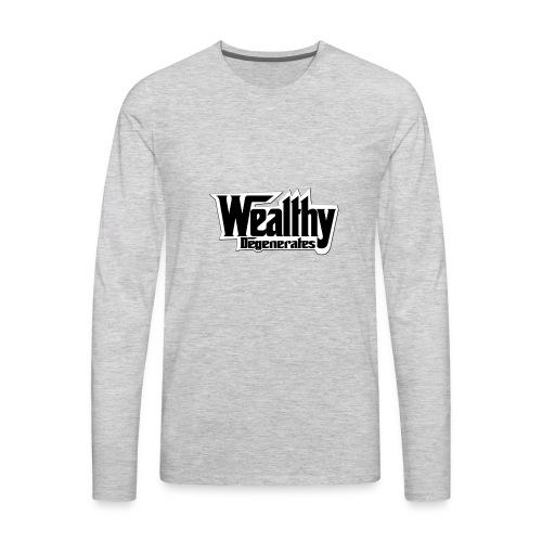 DENALI VANDAL TEE - Men's Premium Long Sleeve T-Shirt