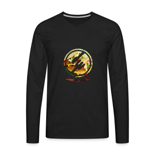 tacolife - Men's Premium Long Sleeve T-Shirt
