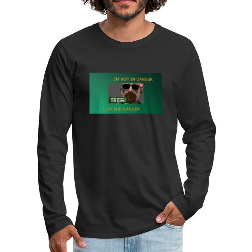 THE DEALER - Men's Premium Long Sleeve T-Shirt