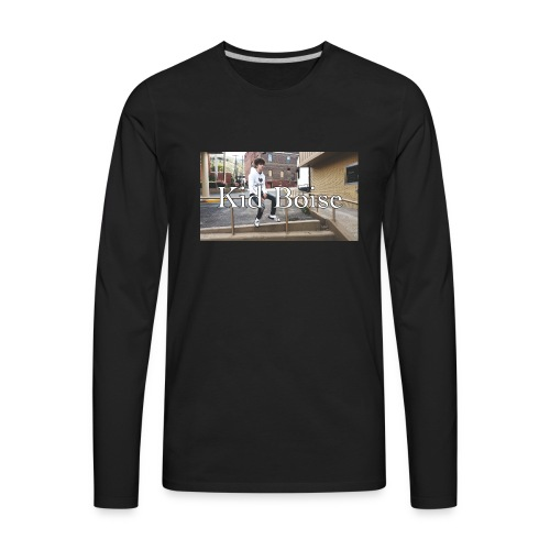 kidBoise - Men's Premium Long Sleeve T-Shirt