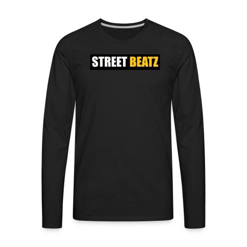 Street Beatz Official - Men's Premium Long Sleeve T-Shirt