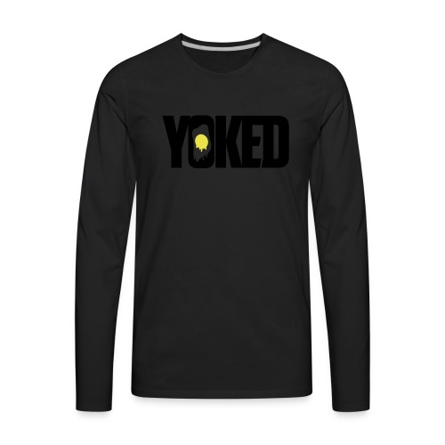 YOKED - Men's Premium Long Sleeve T-Shirt