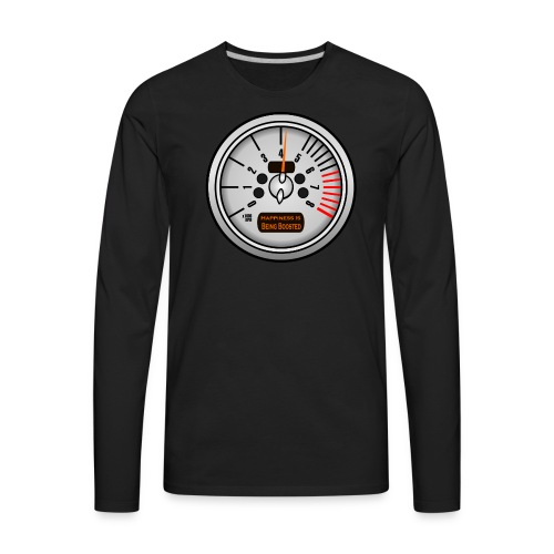 TachBoosted - Men's Premium Long Sleeve T-Shirt