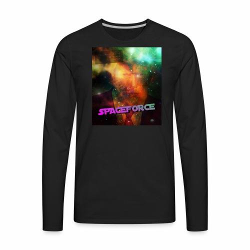 Donald Trump SpaceForce - Men's Premium Long Sleeve T-Shirt