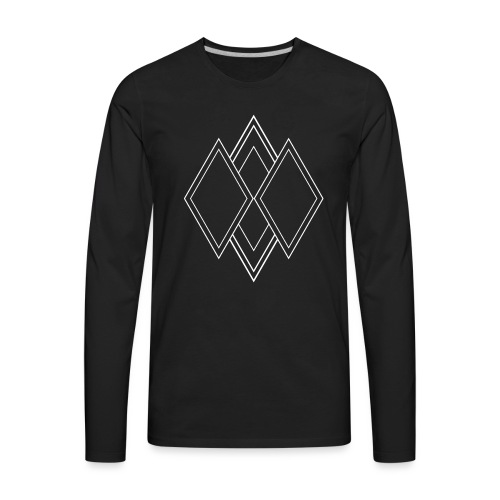 Diamond!! - Men's Premium Long Sleeve T-Shirt