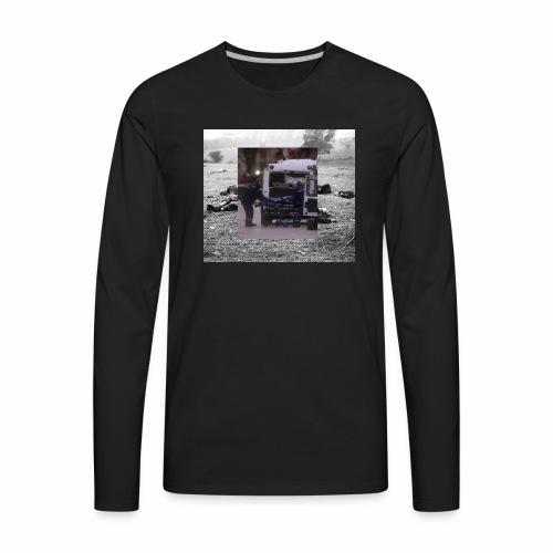 WOOD$GANG - Men's Premium Long Sleeve T-Shirt