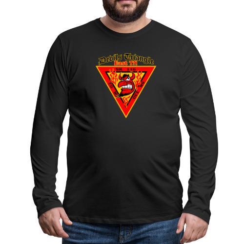 Devils Triangle Tennessee - Men's Premium Long Sleeve T-Shirt