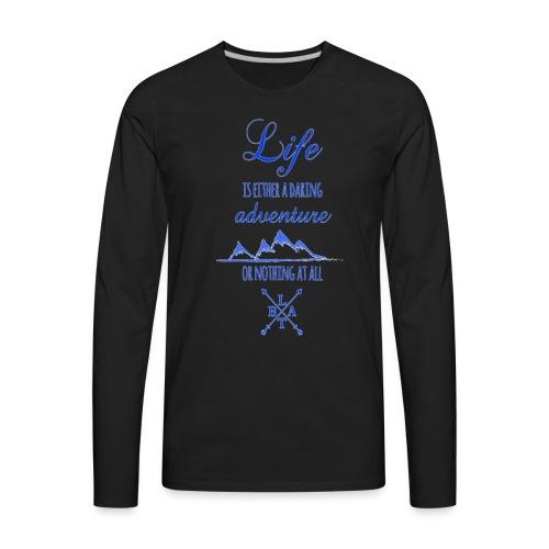 LTBA Daring Adventure - Men's Premium Long Sleeve T-Shirt
