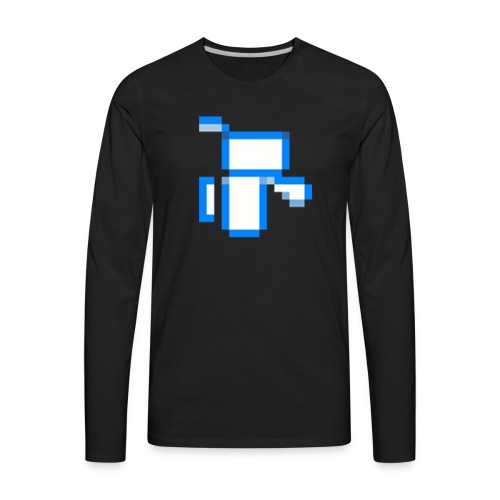 Pledge to Protest - Men's Premium Long Sleeve T-Shirt