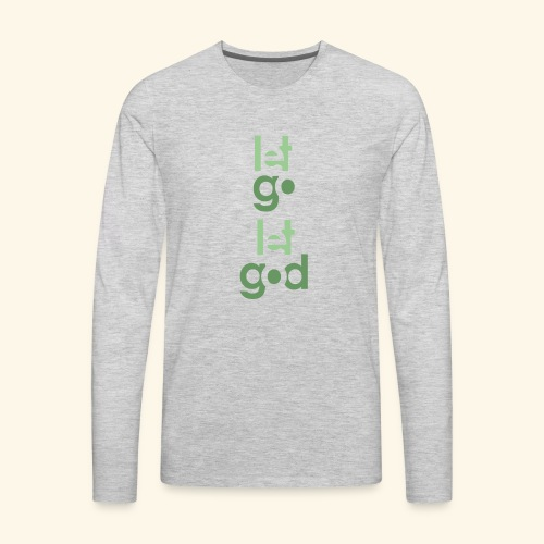 LGLG #9 - Men's Premium Long Sleeve T-Shirt