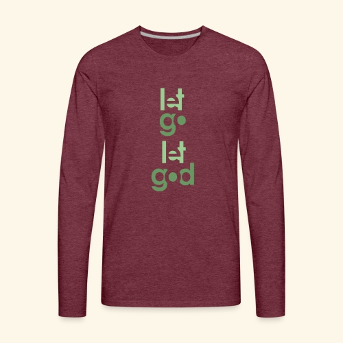 LGLG #9 - Men's Premium Long Sleeve T-Shirt