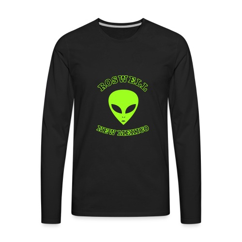 Roswell New Mexico - Men's Premium Long Sleeve T-Shirt
