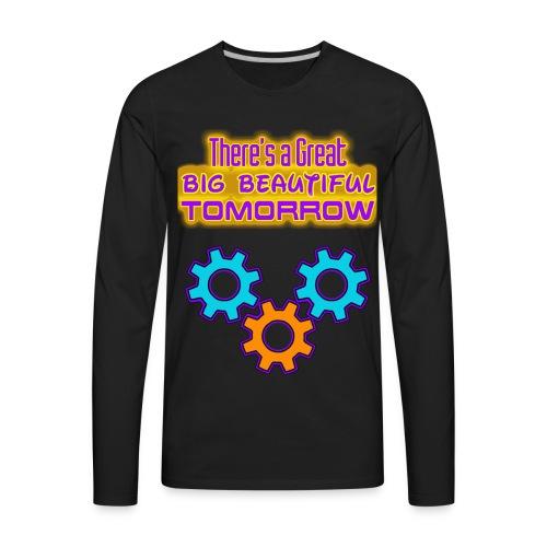 Carousel of Progress - Men's Premium Long Sleeve T-Shirt