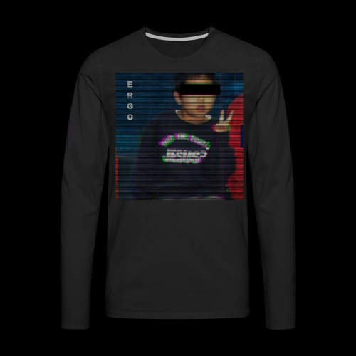 Attempted Silence - Men's Premium Long Sleeve T-Shirt