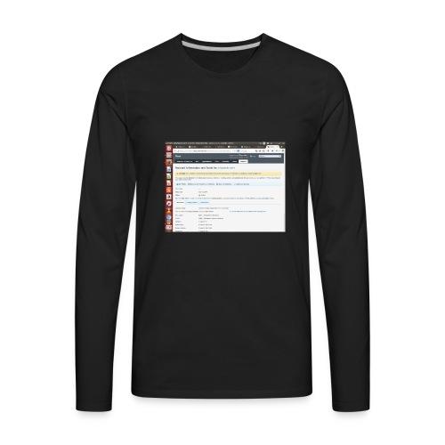 Screenshot from 2016 09 07 02 14 53 - Men's Premium Long Sleeve T-Shirt