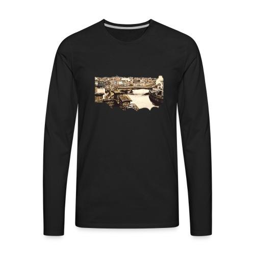 Beautiful City - Men's Premium Long Sleeve T-Shirt