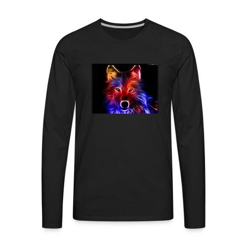 Screenshot 20171205 025459 - Men's Premium Long Sleeve T-Shirt