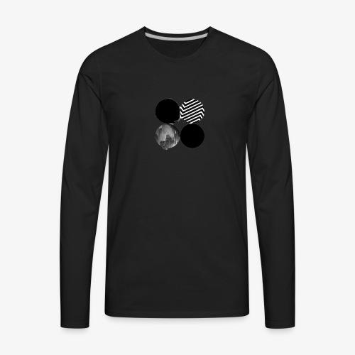Bts Wings - Men's Premium Long Sleeve T-Shirt