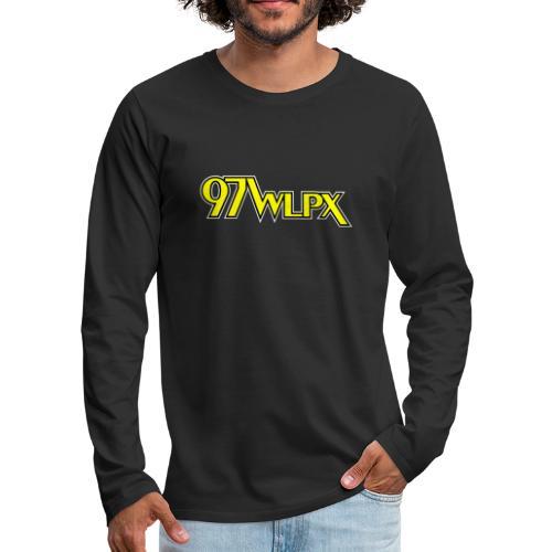 97.3 WLPX - Men's Premium Long Sleeve T-Shirt