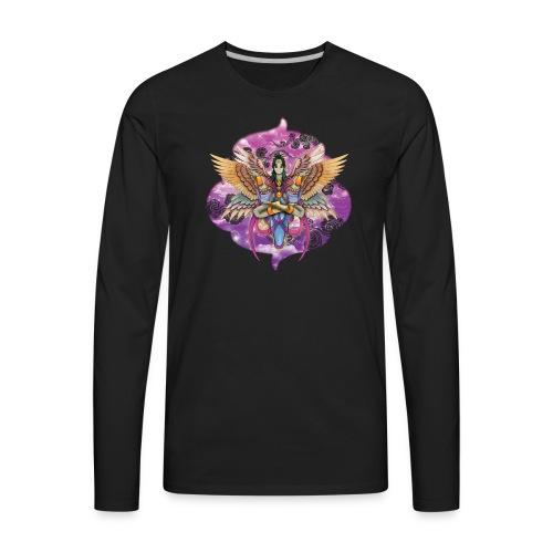 Harpy goddess - Men's Premium Long Sleeve T-Shirt