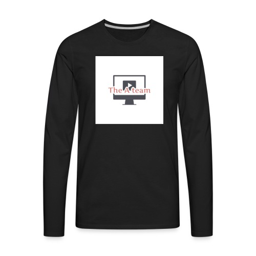 20171022 130340 - Men's Premium Long Sleeve T-Shirt