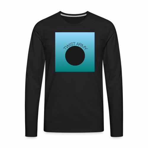 Twister Armyt - Men's Premium Long Sleeve T-Shirt
