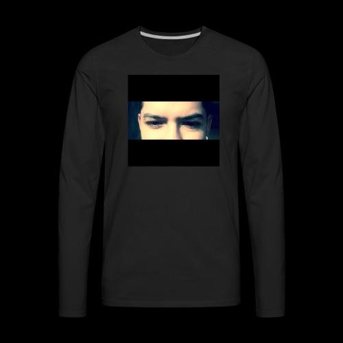 BlackEyes - Men's Premium Long Sleeve T-Shirt