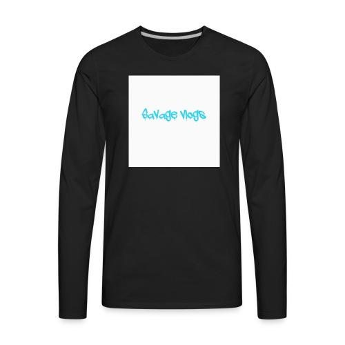 BBE7B1B4 6044 42AF A152 48208328D2C8 - Men's Premium Long Sleeve T-Shirt