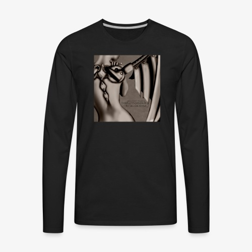 Clockwork Dreams - Men's Premium Long Sleeve T-Shirt