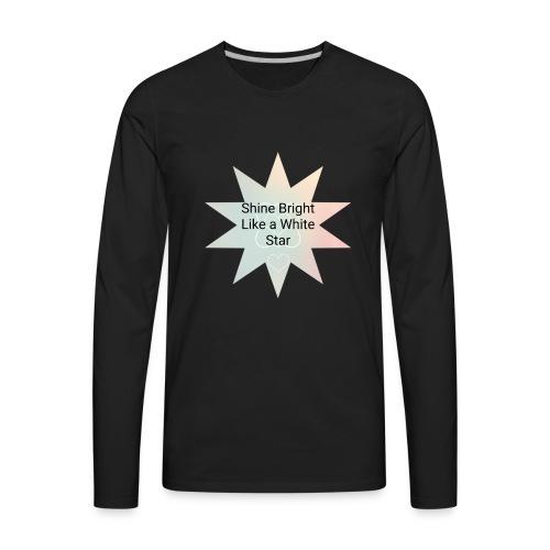 Photo 1514476838633 - Men's Premium Long Sleeve T-Shirt