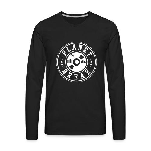 Planet Break - Men's Premium Long Sleeve T-Shirt