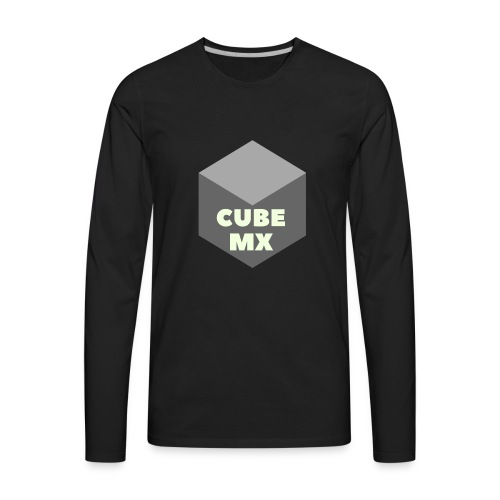 CubeMX - Men's Premium Long Sleeve T-Shirt
