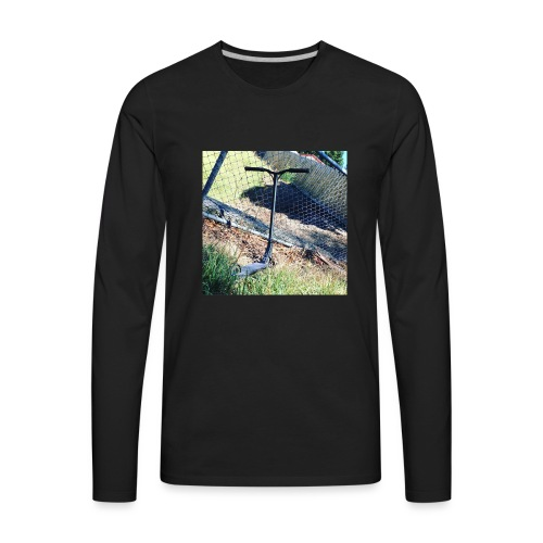 scooter people - Men's Premium Long Sleeve T-Shirt