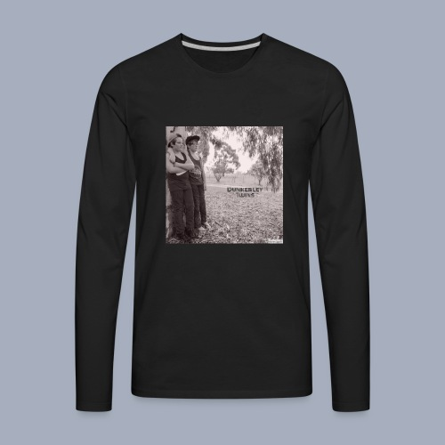 dunkerley twins - Men's Premium Long Sleeve T-Shirt