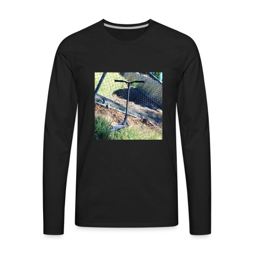 scooter people - Men's Premium Long Sleeve T-Shirt
