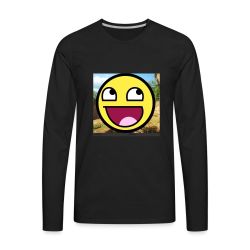 7BF230E1 0560 42CF B3DA D1C714EB80AF - Men's Premium Long Sleeve T-Shirt