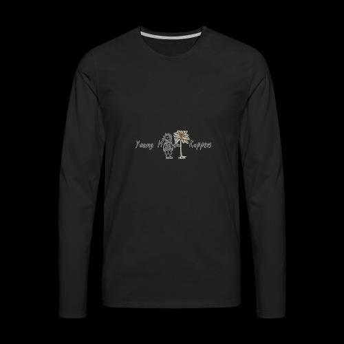 imageedit 1 4291946001 - Men's Premium Long Sleeve T-Shirt