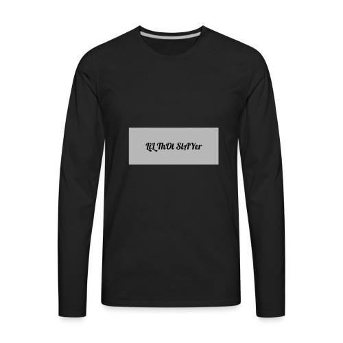 MoIst - Men's Premium Long Sleeve T-Shirt