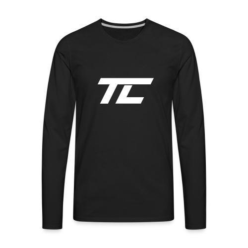 Cypher Jayy Jacket - Men's Premium Long Sleeve T-Shirt